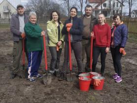 Лісівники висадили новий фруктовий сад