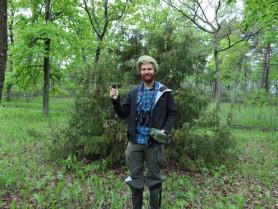 Дослідження кажанів у національному парку