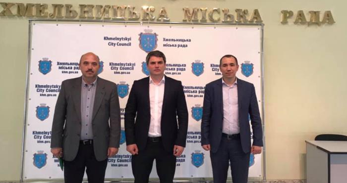 Володимирчани вивчатимуть досвід Хмельницького