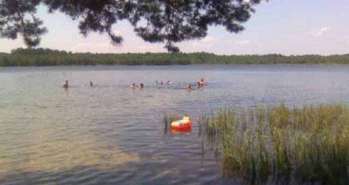 Озеро у Воронках