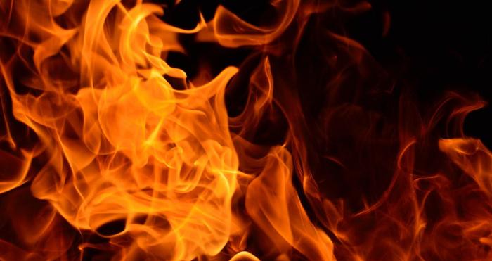 Пожежа у Сваляві