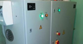 На всіх найбільших каналізаційно-насосних станціях Луцька встановили системи для очистки повітря