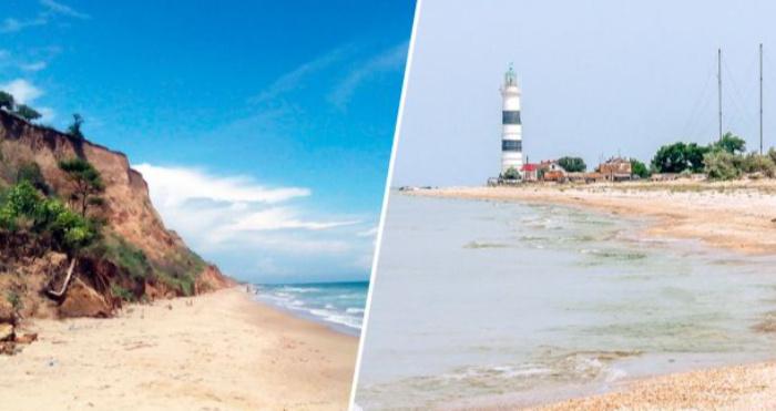 Шацькі озера потрапили в ТОП найкрасивіших пляжів України