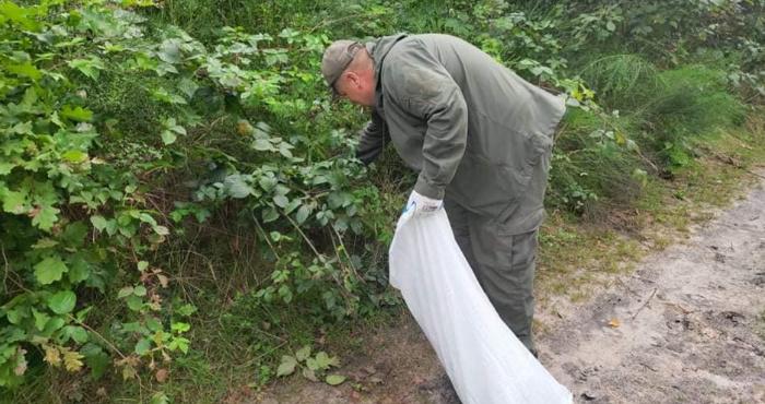 Чистота рідної Шаччини - спільне завдання жителів