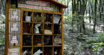 Лісовий заказник місцевого значення «Нехворощі»
