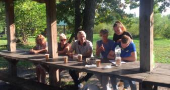 Зустріч ківерцівських зоозахисників, на якій вони обговорили питання безпритульних тварин
