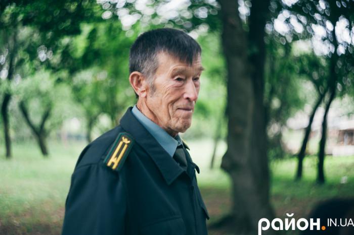 Микола Качинський лісу присвятив добру частину життя