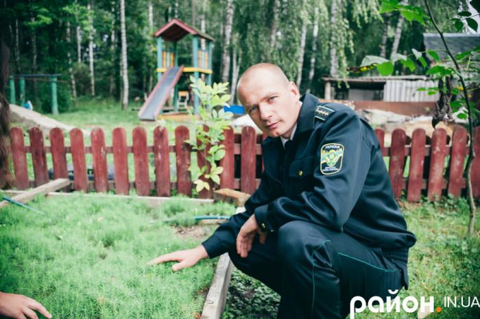 Андрію Молошику ліс допоміг повернутися до нормального життя
