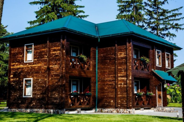 Лісівнича база в Шацьку - одна з найкращих в країні