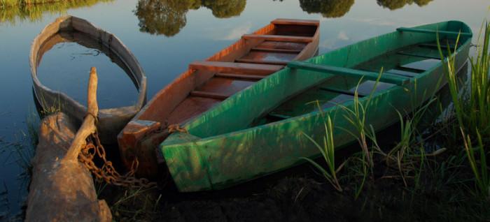 А сплавом на човні? Погодились би на таку мандрівку саме ви?